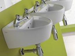 Multiple choice solutions for washbasins and toilets