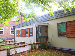 Modular classrooms delivered for Myton School LINC