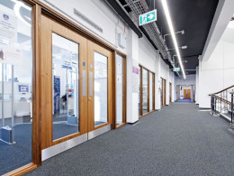 Ahmarra Offer a Range of New Tools to Support Fire Door Specification for the Education Sector
