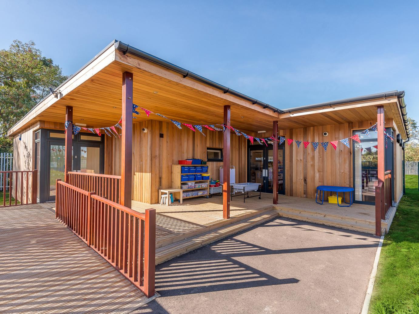 TG Escapes provide timber frame offsite solutions for contractors