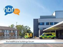The healthcare building forum has been postponed to 12-13 November