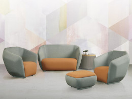 NEW Jem Multi-environment soft seating range unveiled for challenging environments