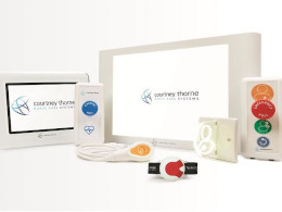 Fast deployment emergency Nurse Call systems from Courtney Thorne.