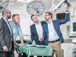 Importance of workplace design for successful patient care