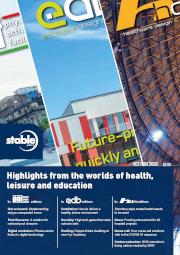 Healthcare Design & Management Latest Issue Cover