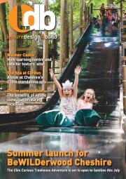 Leisure Design & Build Latest Issue Cover